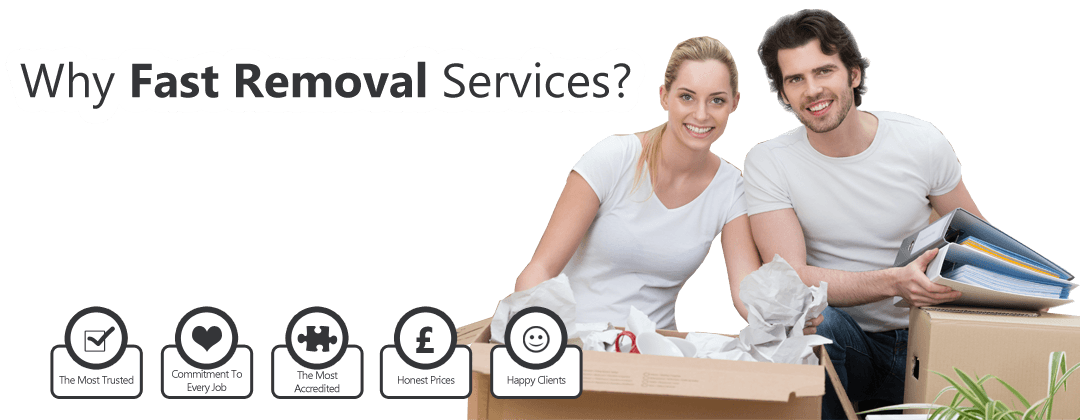 Why Fast Removal Services